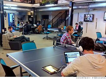 Coworking Millennials